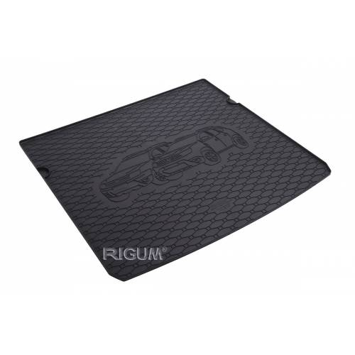Gumi csomagtértálca - DACIA DUSTER 4x4 2010-2018