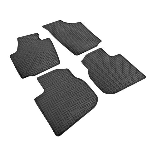 Gumiszőnyeg - SEAT TOLEDO 2012-2019 (4-RÉSZES)