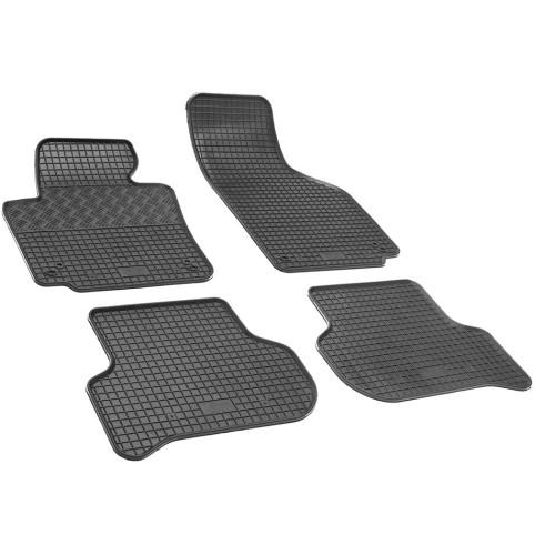 Gumiszőnyeg - SEAT ALTEA 2004-2015 (4-RÉSZES)