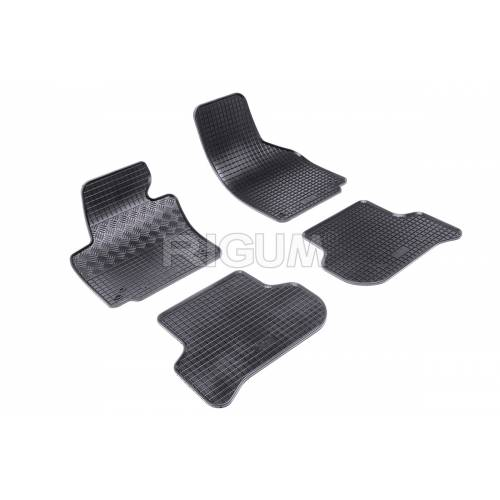 Gumiszőnyeg - SEAT ALTEA XL 2006-2015 (4-RÉSZES)