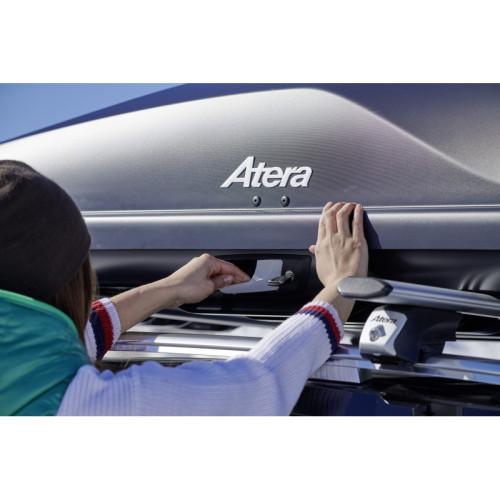 ATERA-Casar XL tetőbox, antracit színű/540 Liter (215x90x43 cm)