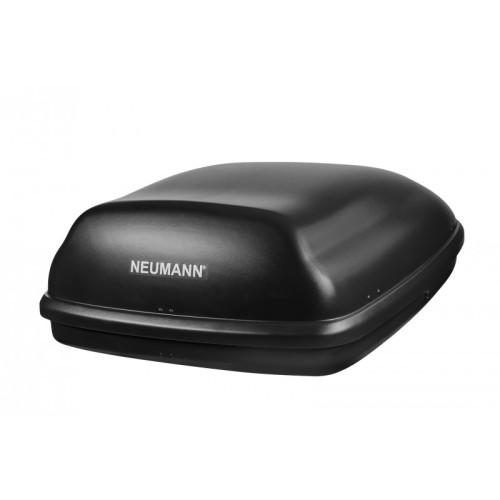 NEUMANN-Whale 130 tetőbox, antracit színű/300 Liter (130x90x38 cm)